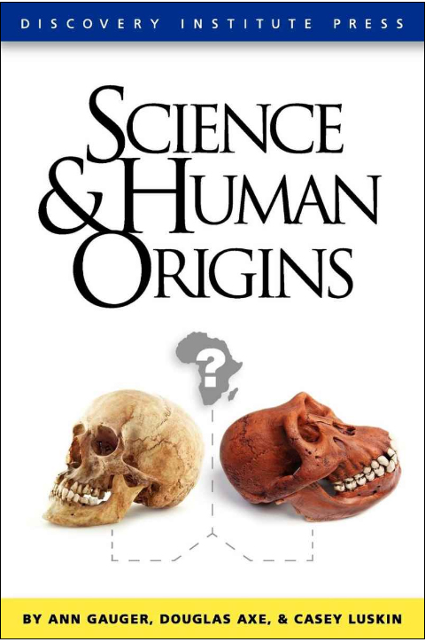 Exceptionally typical creationist book