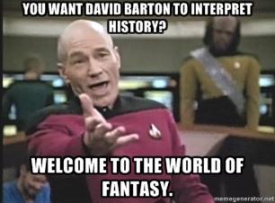 Barton, a historian?