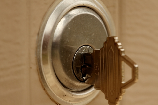 The correct key for the correct lock.