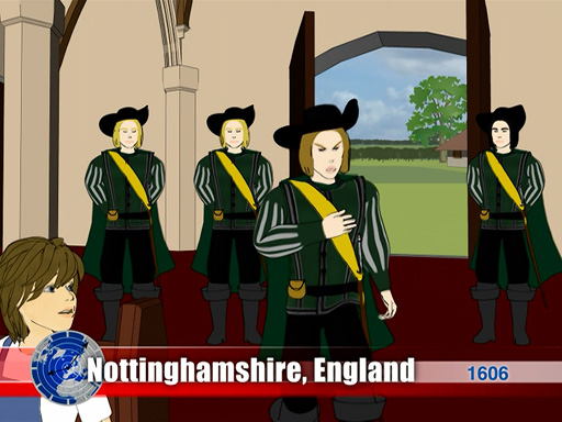 Puritans meet God in Nottinghamshire