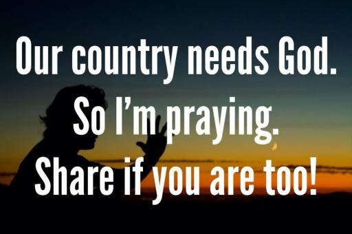 CountryNeedsGod