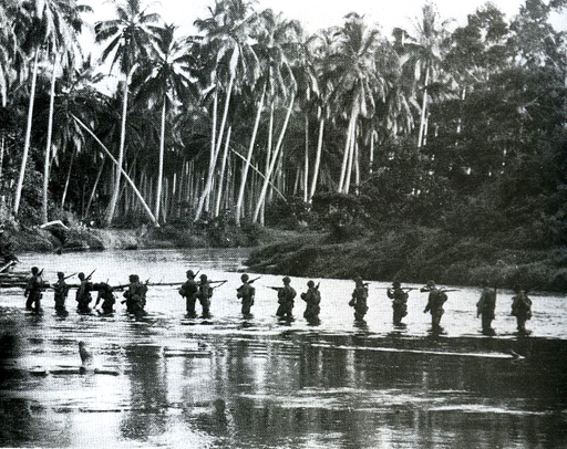 Marines on Guadalcanal (from Wikipedia)