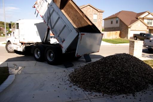 DumpingGravel