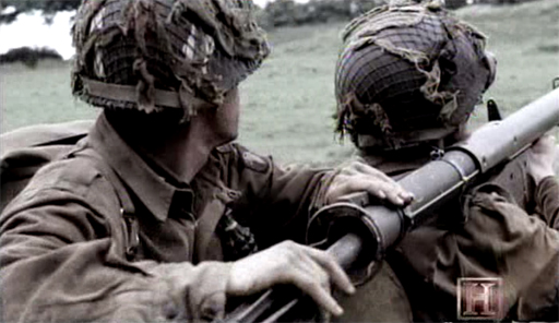 From Band of Brother on The History Channel