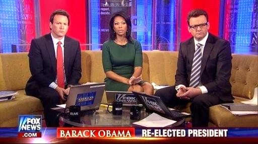 ObamaRe-elected