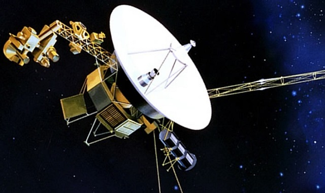 Voyager 1 from Google Images