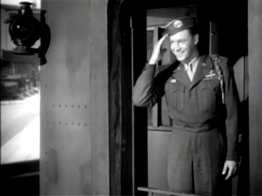 The last we see of Sergeant Johnny Drake