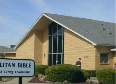 Bible church file photo