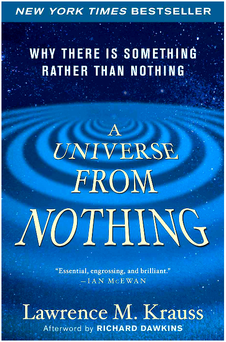 AUniverseFromNothing