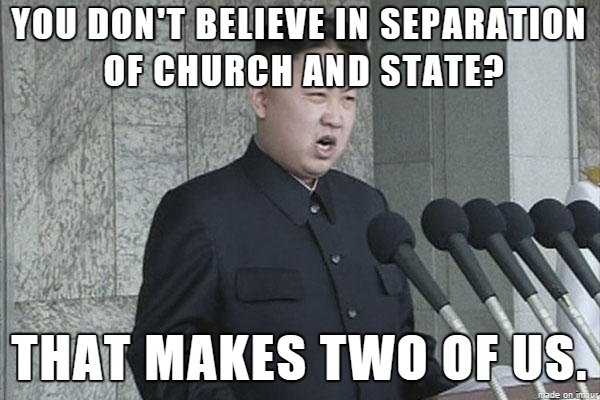 SeparationChurchState