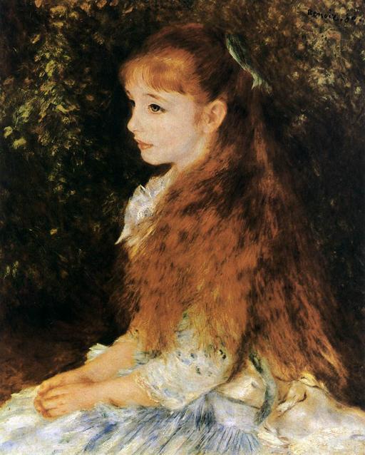 Portrait of Mademoiselle Irene Cahen d'Anvers