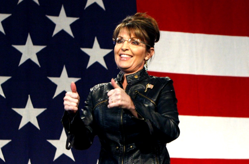 www.washingtonpost.com Former Alaska governor and 2008 vice presidential candidate Sarah Palin acknowledges the crowd during a campaign rally for John McCain at the Pima County ...