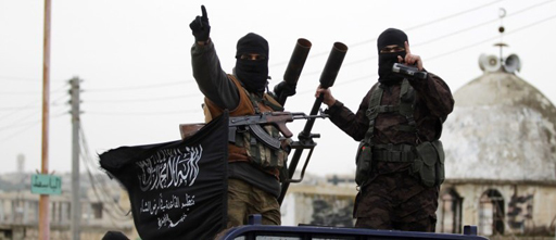 Daesh - the living dead