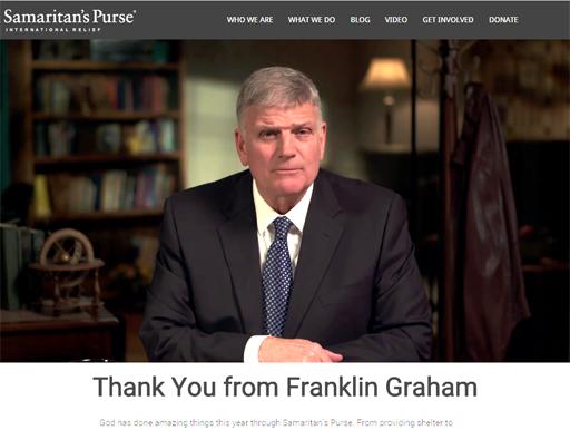 FranklinGrahamSamaritinsPurse