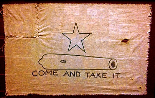 Come-and-Take-It-Flag