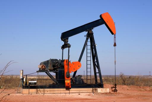 Industry-OilWellPump