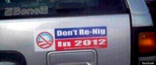 Politics-RENIG-BUMPER-STICKER
