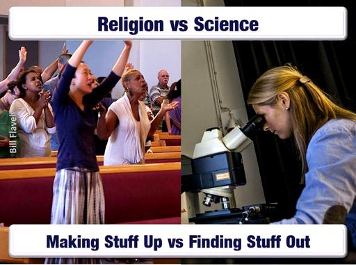 Religion-ReligionVersusScience