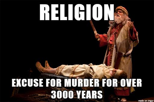 Religion-AbrahamExcuseForMurder