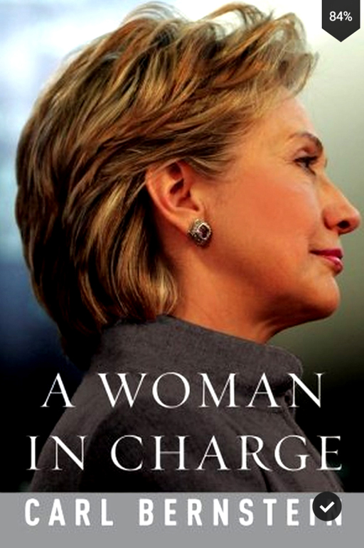 Books-ClintonAWomanInCharge