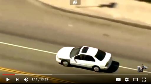PoliceChaseVideoLosAngeles