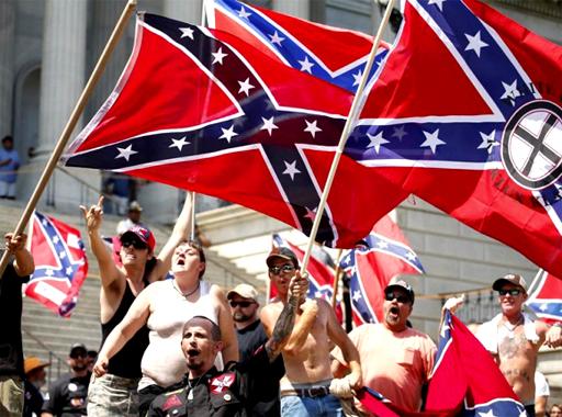 politics-raceconfederateflagnazi
