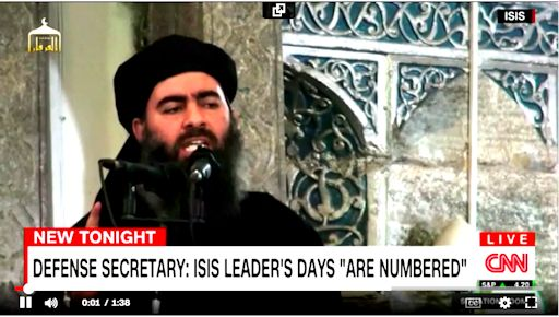 war-isisleaderdaysnumbered